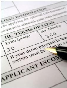 Loan Application 1003.